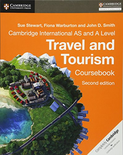 Cambridge International AS and A Level Travel: Sue Stewart; Fiona