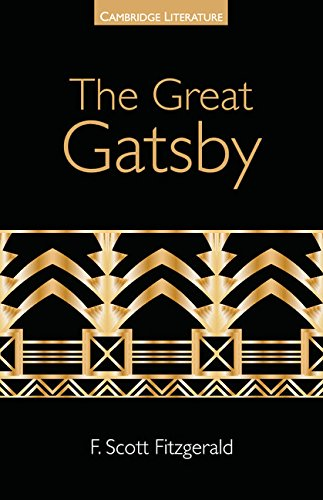 9781316601037: The Great Gatsby South Asia Edition (Cambridge Literature)