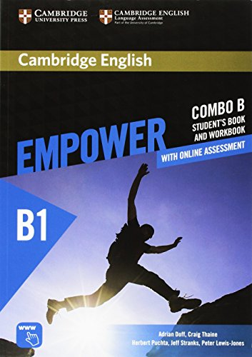 Cambridge English Empower Pre-intermediate Combo B with: Adrian Doff; Craig