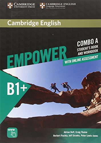 9781316601266: Cambridge English Empower Intermediate Combo A with Online Assessment