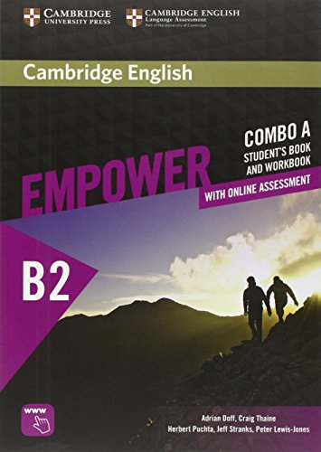 9781316601297: Cambridge English Empower Upper Intermediate Combo A with Online Assessment
