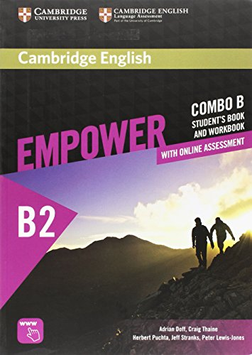 9781316601310: Cambridge English Empower Upper Intermediate Combo B with Online Assessment