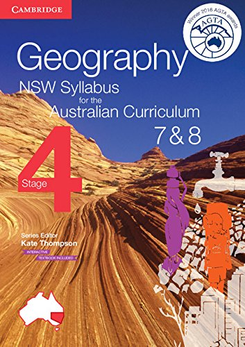 Geography NSW Syllabus for the Australian Curriculum: Alan Boddy