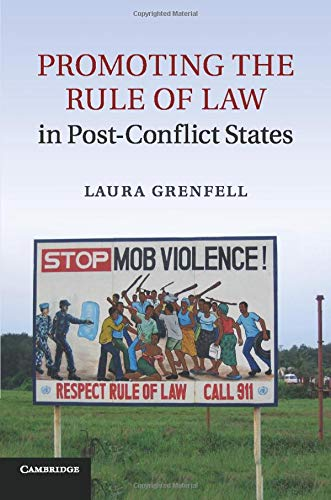 9781316603444: Promoting the Rule of Law in Post-Conflict States