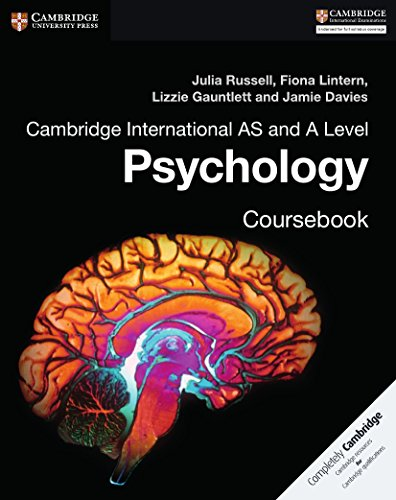 9781316605691: Cambridge International AS and A Level Psychology Coursebook