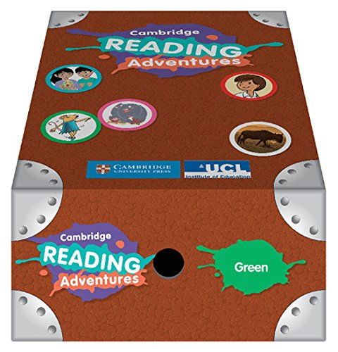 Cambridge Reading Adventures Green Band Class Pack (Paperback): Vivian French, Gabrielle Pritchard,...