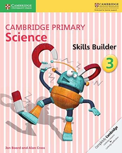 9781316611029: Cambridge Primary Science Skills Builder 3 [Lingua inglese]: Vol. 3