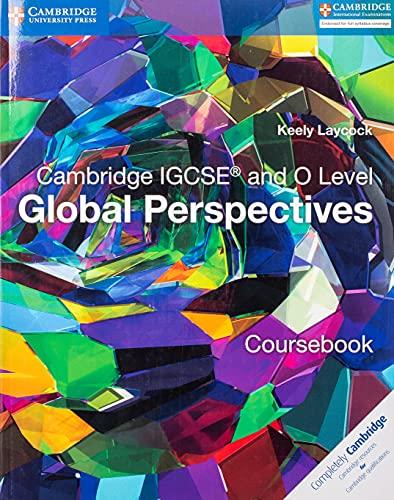9781316611104  Cambridge Igcse U00ae And O Level Global