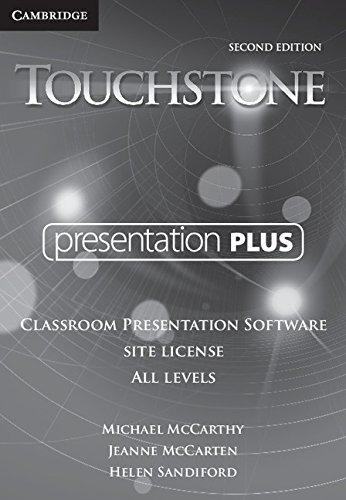 Touchstone Presentation Plus Site License Pack: Michael McCarthy, Jeanne McCarten, Helen Sandiford