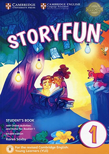 9781316617014: Storyfun for Starters Level 1 Student's Book with Online Activities and Home Fun Booklet 1 [Lingua inglese]