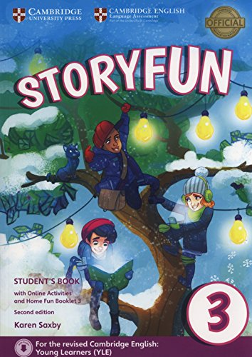 9781316617151: Storyfun for Movers Level 3 Student's Book with Online Activities and Home Fun Booklet 3 Second Edition