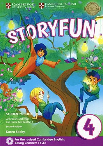 9781316617175: Storyfun for movers. Level 4. Student's book-Home fun booklet. Per la Scuola media, Con espansione online