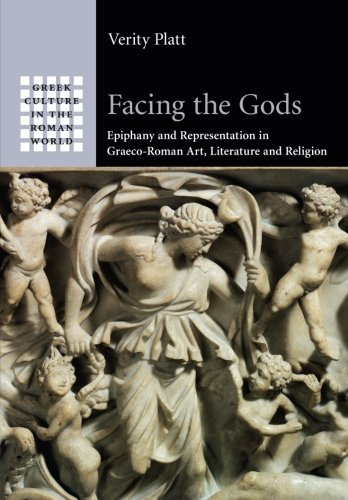 9781316619193: Facing the Gods: Epiphany and Representation in Graeco-Roman Art, Literature and Religion