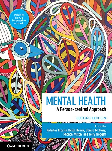 9781316620205: Mental Health: A Person-centred Approach