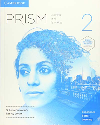 Download Prism Level 2 Student's Book with Online Workbook Listening and Speaking