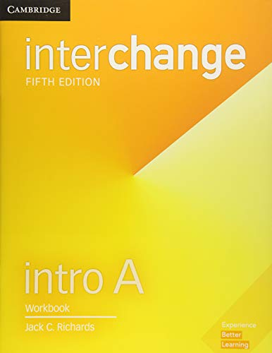 9781316622391: Interchange Intro A Workbook