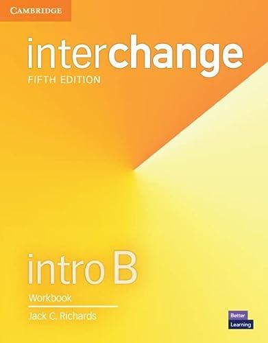 Interchange Intro B Workbook (Paperback): Jack C. Richards