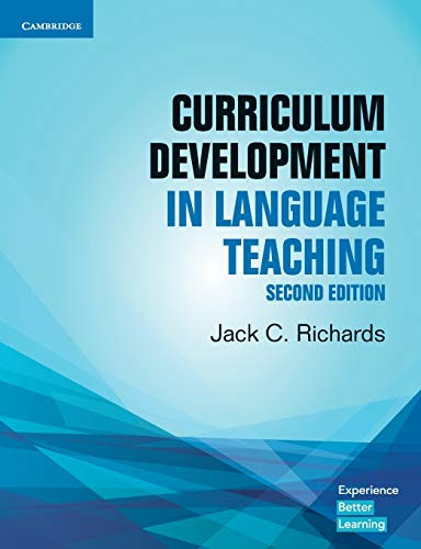 9781316625545: Curriculum Development in Language Teaching 2nd Edition
