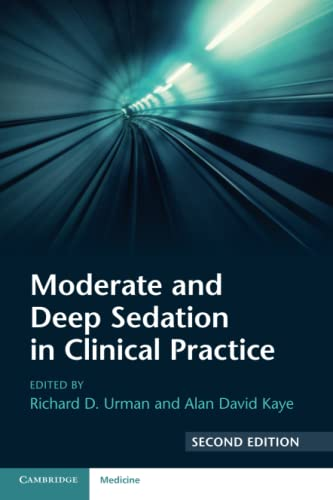9781316626641: Moderate and Deep Sedation in Clinical Practice