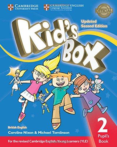 9781316627679: Kid's box. Level 2. Per la Scuola elementare. Con e-book. Con espansione online. Con libro: Pupil's book