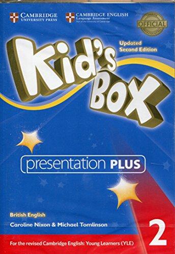 9781316628003: Kid's Box Level 2 Presentation Plus DVD-ROM British English
