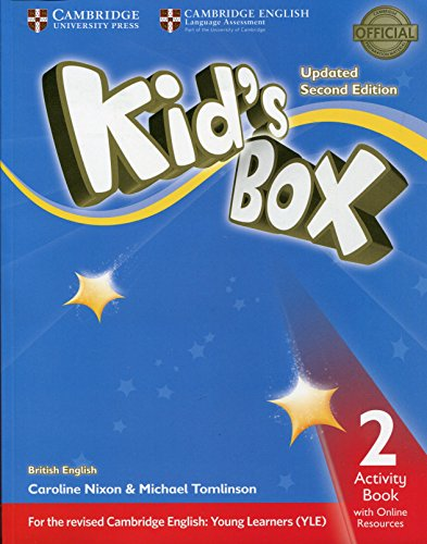 9781316628751: Kid's Box Level 2 Activity Book with Online Resources British English [Lingua inglese]
