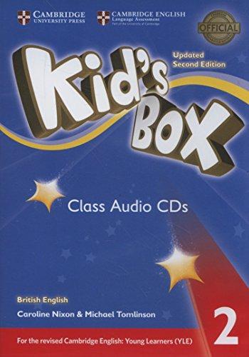 Kid s Box Level 2 Class Audio: Caroline Nixon, Michael