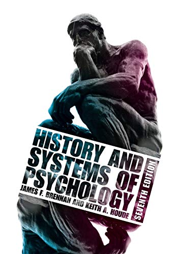 9781316630990: History and Systems of Psychology