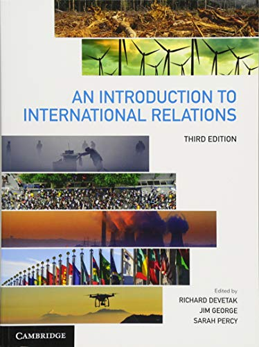 9781316631553: An Introduction to International Relations