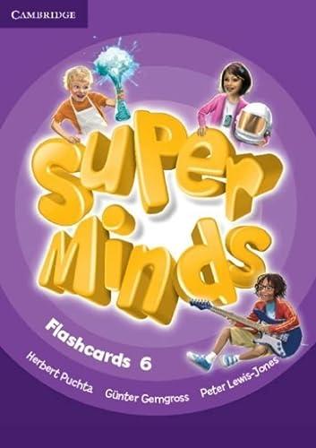 9781316631607: Super Minds Level 6 Flashcards (Pack of 98)