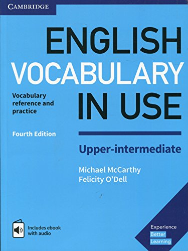 9781316631744: English Vocabulary in Use Upper-Intermediate Book with Answers and Enhanced eBook: Vocabulary Reference and Practice [Lingua inglese]