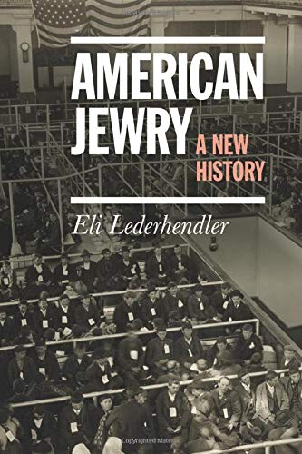 9781316632628: American Jewry: A New History
