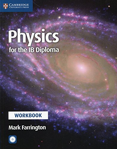 9781316634929: Physics for the IB Diploma Workbook with CD-ROM