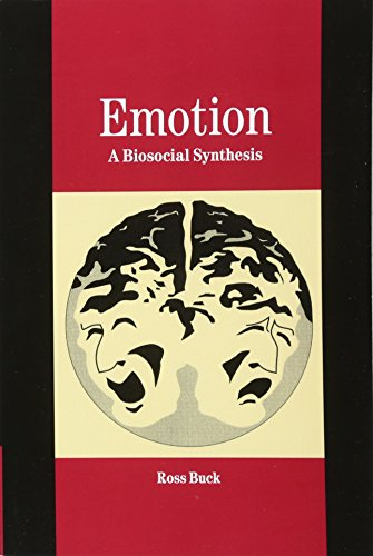 9781316635605: Emotion: A Biosocial Synthesis (Studies in Emotion and Social Interaction)
