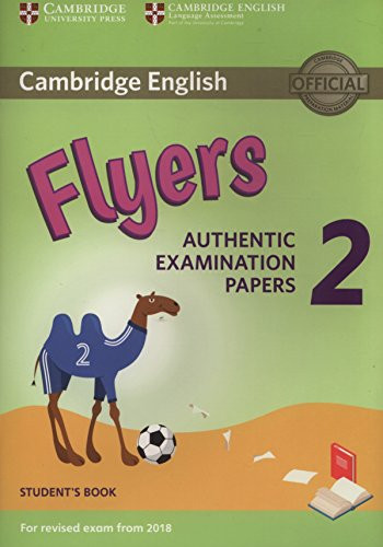 9781316636251: Cambridge English Young Learners 2 for Revised Exam from 2018 Flyers Student's Book (Cambridge Young Learners Engli)