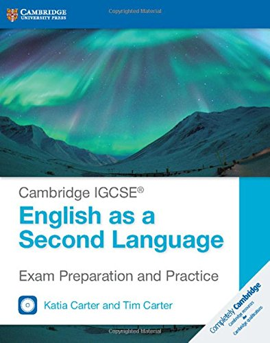 9781316636787: Cambridge IGCSE® English as a Second Language Exam Preparation and Practice with Audio CDs (2) [Lingua inglese]