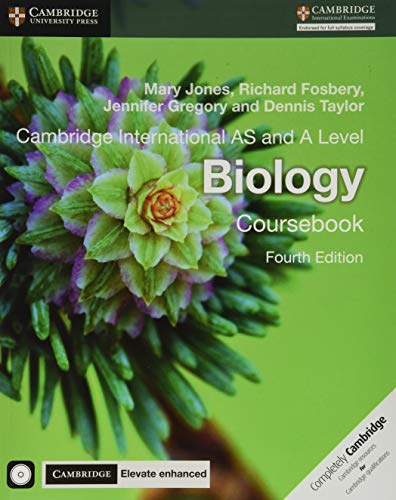 Cambridge International AS and A Level Biology: Mary Jones, Richard