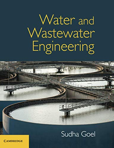 9781316639030: Water and Wastewater Engineering