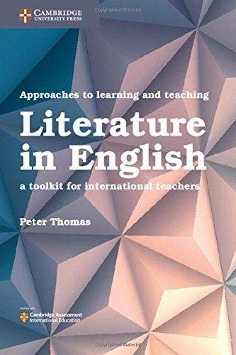 9781316645895: Approaches to Learning and Teaching Literature in English: A Toolkit for International Teachers