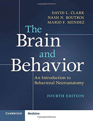 9781316646939: The Brain and Behavior: An Introduction to Behavioral Neuroanatomy