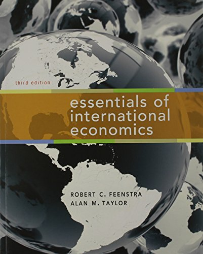 9781319001902: Essentials of International Economics & LaunchPad access card (6 Month)
