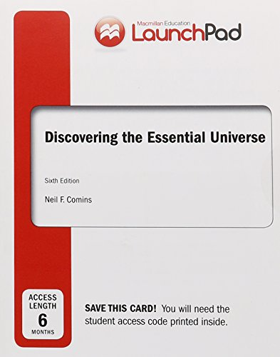 9781319002138: LaunchPad for Comins' Discovering the Essential Universe (Six Month Access)