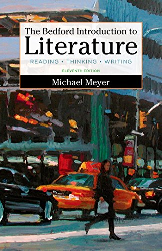 9781319002183: The Bedford Introduction to Literature: Reading, Thinking, and Writing