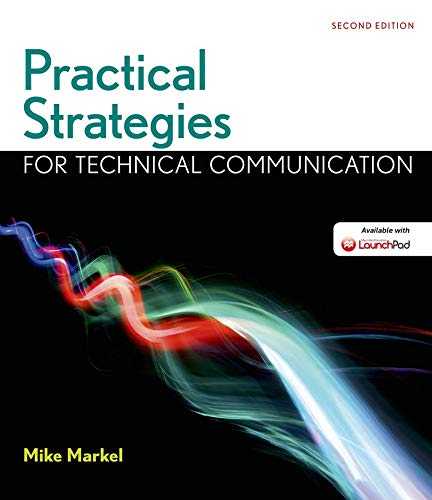 9781319003364: Practical Strategies for Technical Communication