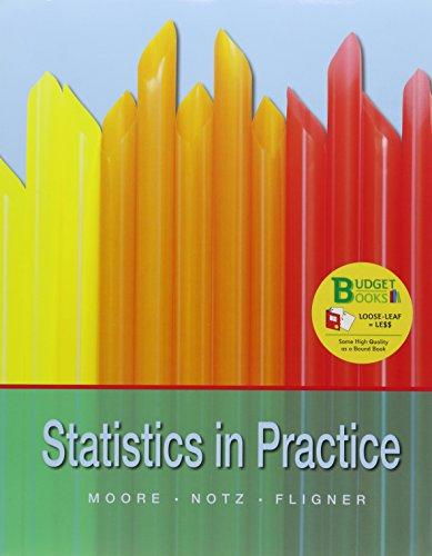 9781319003630: Loose-leaf Version for Statistics in Practice & LaunchPad access card (12 Month)