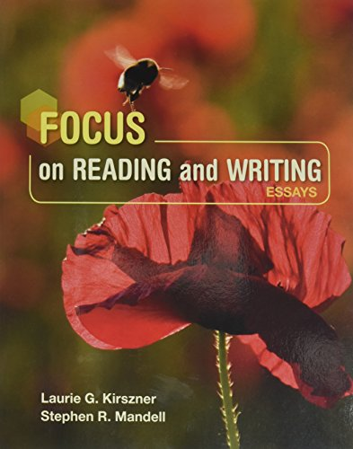 9781319005726: Focus on Reading and Writing & LaunchPad Solo for Focus on Reading and Writing (Six Month Access)