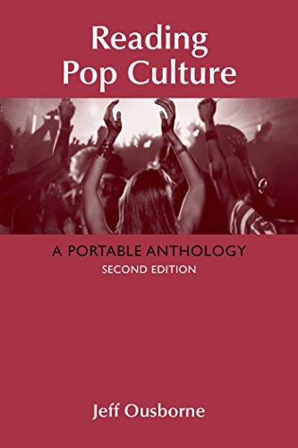 Reading Pop Culture: A Portable Anthology: Ousborne, Jeff