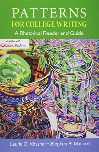 9781319013127: Patterns for College Writing 13e & LaunchPad Solo for Patterns for College Writing 13e (Six Month Access)