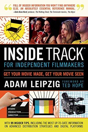9781319013189: Inside Track for Independent Filmmakers