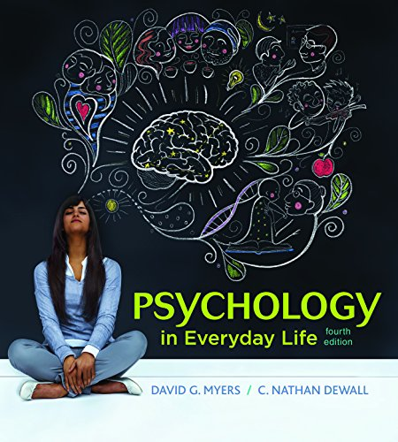 9781319013738: Psychology in Everyday Life